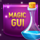 Magical Violet Glossy Game UI Pack - GraphicRiver Item for Sale