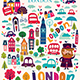 London's Symbols - GraphicRiver Item for Sale