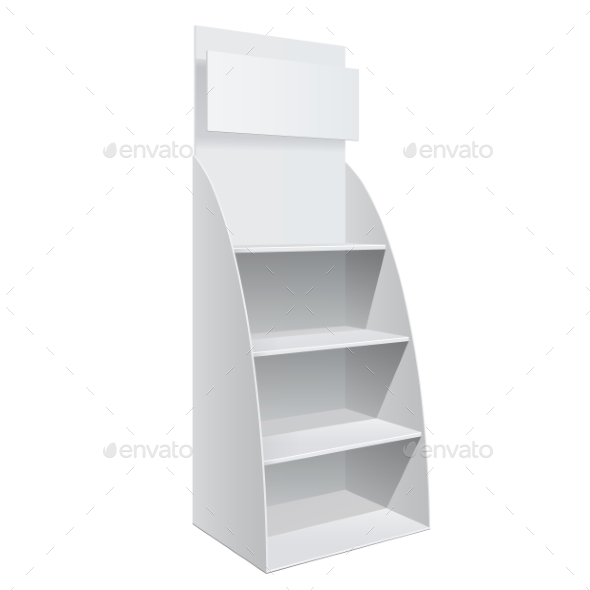 Retail Trade Stand Stand Banner - Retail Commercial / Shopping