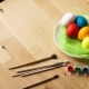 Easter Eggs And Paint Brush - VideoHive Item for Sale