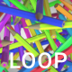 Floating Color Pencil Bunch - VideoHive Item for Sale