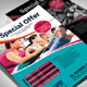 Gym & Fitness Flyer - Vol3 - GraphicRiver Item for Sale