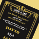 Art Deco Wedding Invitation  - GraphicRiver Item for Sale