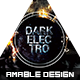 Dark Electro Flyer/Poster - GraphicRiver Item for Sale