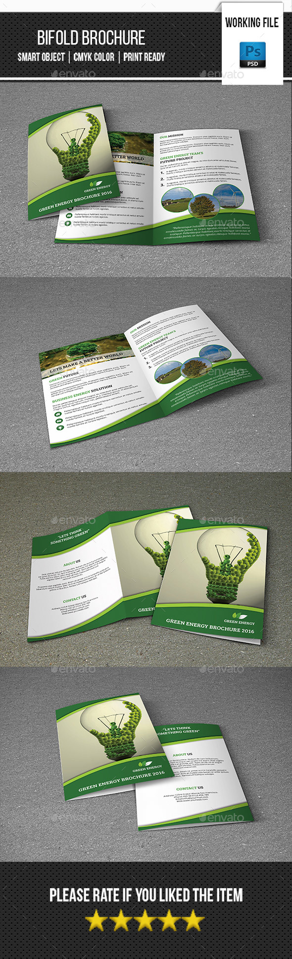 Green Energy Brochure-V378 - Corporate Brochures
