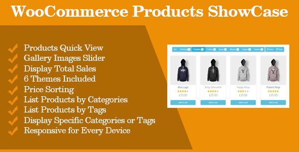 WooCommerce Products ShowCase - CodeCanyon Item for Sale