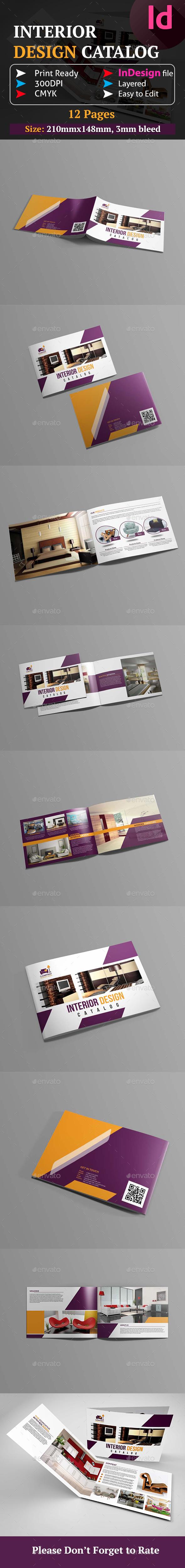 Interior Design Catalog. - Catalogs Brochures