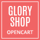 Glory Shop - Multipurpose OpenCart Theme Nulled