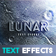 Moonscape | Cinematic Text Effects V.1 - GraphicRiver Item for Sale