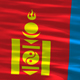 Mongolian Looped Flag - VideoHive Item for Sale