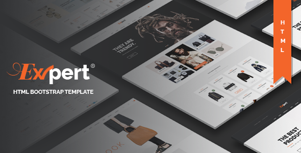 Expert - Fashion Furniture Store HTML Template