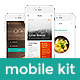 One - Premium Mobile UI Templates for iPhone 6 Plus - GraphicRiver Item for Sale