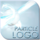 Particle Line Logo - VideoHive Item for Sale
