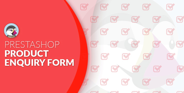 Prestashop Product Enquiry Form - CodeCanyon Item for Sale