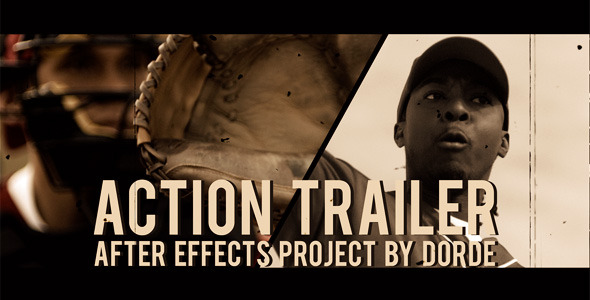 Videohive - Action Trailer 1561640