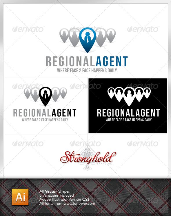 Local Agent Logo - Symbols Logo Templates