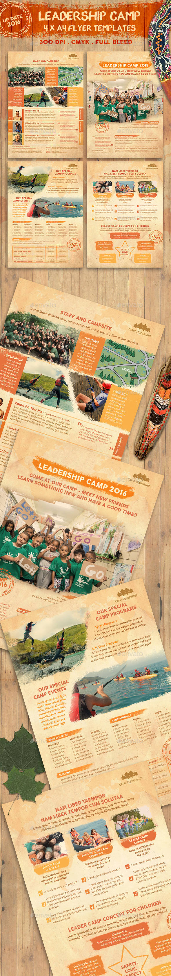 Summer Leadership Camp - Holidays Events