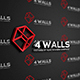 4 walls logo - GraphicRiver Item for Sale