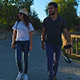 Young Couple Walking - VideoHive Item for Sale