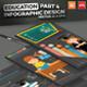 Education Infographics Part 4 Design