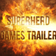 Superhero Games Trailer - Cinematic Titles - VideoHive Item for Sale