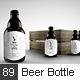 Beer Bottle Mock-Ups - GraphicRiver Item for Sale