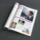 Indesign Magazine Template | Issue 19 - GraphicRiver Item for Sale