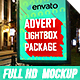 Mockup Lightbox Package - VideoHive Item for Sale