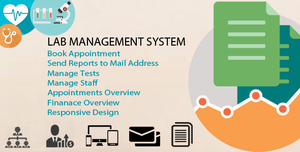 LAB MANAGEMENT SYSTEM - CodeCanyon Item for Sale