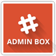 Admin box - AngularJS admin theme Nulled