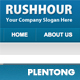 Russhour - Corporate / Business Clean Template - ThemeForest Item for Sale