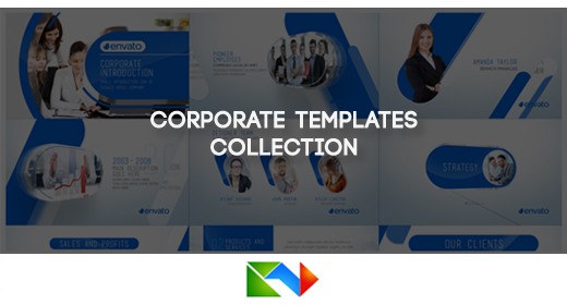 CORPORATE TEMPLATES COLLECTION