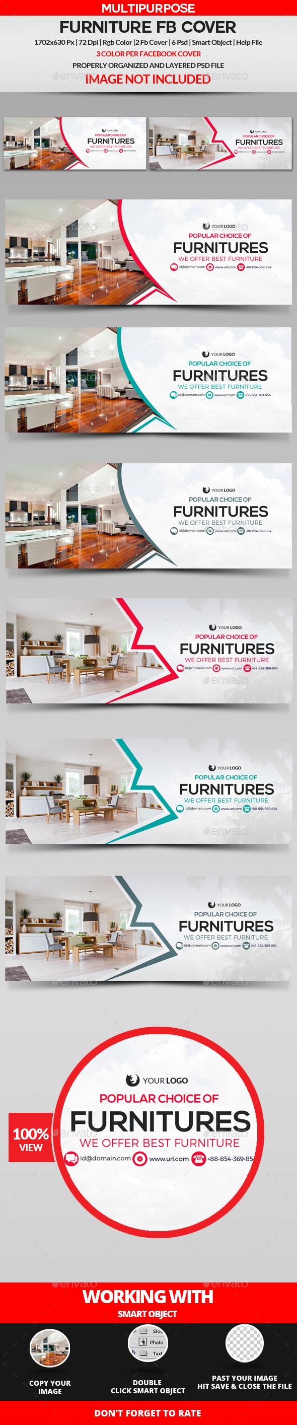 Furniture Facebook Cover  - Facebook Timeline Covers Social Media