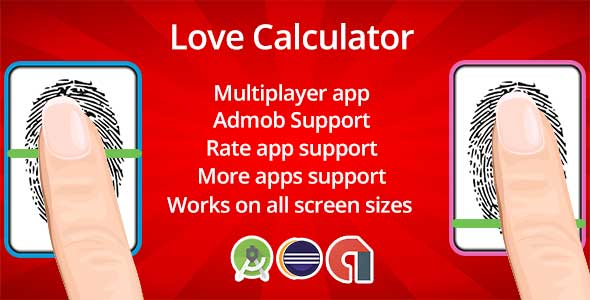 Love Calculator - CodeCanyon Item for Sale