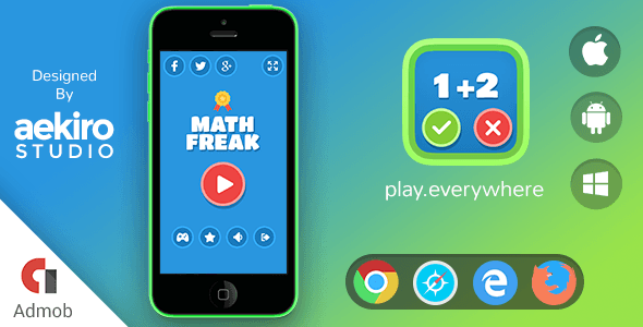 MathFreak - CodeCanyon Item for Sale