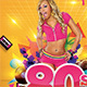 80's Party - GraphicRiver Item for Sale