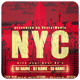 NYC - Flyer - GraphicRiver Item for Sale