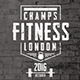 Fitness Event Flyer - GraphicRiver Item for Sale