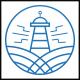 Lighthouse Emblem Logo - GraphicRiver Item for Sale