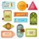 Fabric Label Set - GraphicRiver Item for Sale