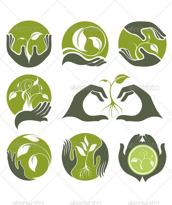 Eco Concept - Nature Conceptual