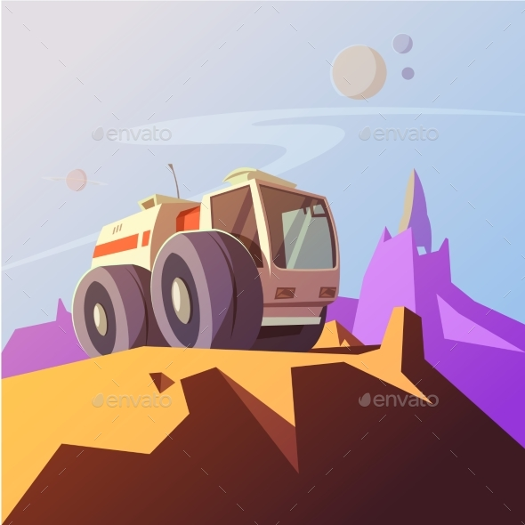 Research Vehicle Background  - Communications Technology