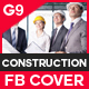 Construction Facebook Cover