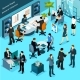 Business People Isometric Collection - GraphicRiver Item for Sale
