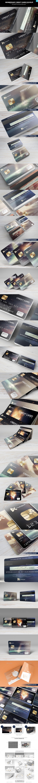 Membership/ Credit Cards Mockup - Miscellaneous Print