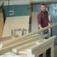 Production In The Woodworking Shop - VideoHive Item for Sale