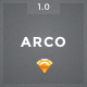 Arco – Wireframe Mobile UI Kit - ThemeForest Item for Sale