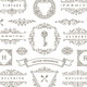 Set of Vintage Design Element - GraphicRiver Item for Sale