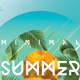 Minimal Summer Party Flyer - GraphicRiver Item for Sale