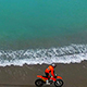 Motorbikes on the Beach - VideoHive Item for Sale